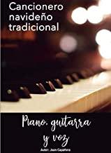 Cancionero Navideño Tradicional para piano .Capafons