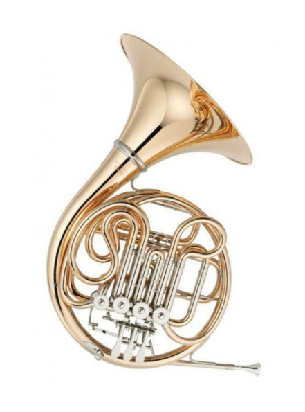 Trompa Doble Yamaha Yhr-567Gdb