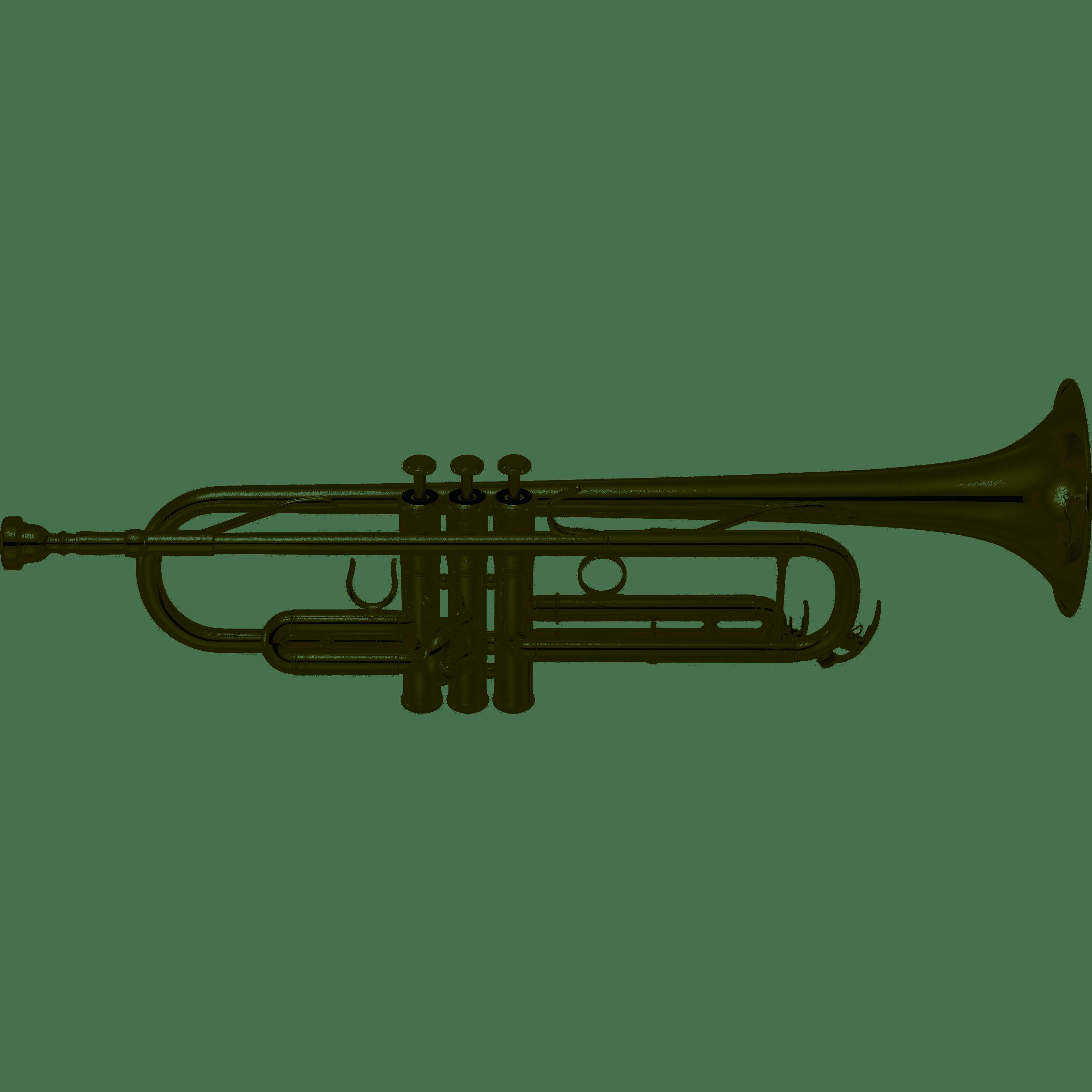 Trompeta En Si bemol Yamaha Ytr-4335S