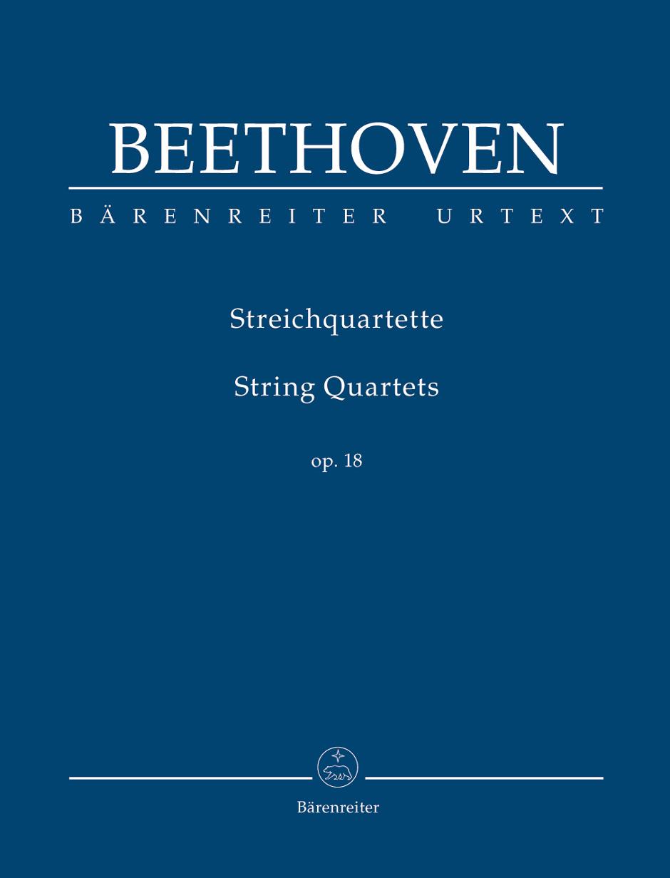String Quartets Op.18