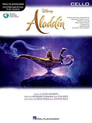 Aladdin - Cello Instrumental Play-Along + Audio online