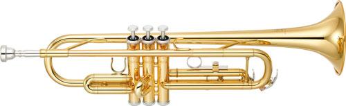 Trompeta Yamaha YTR-3335 Lacada