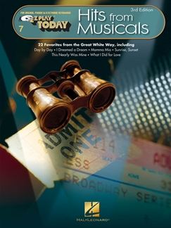 E-Z Play today:Hits from Musicals 3rd Ed.