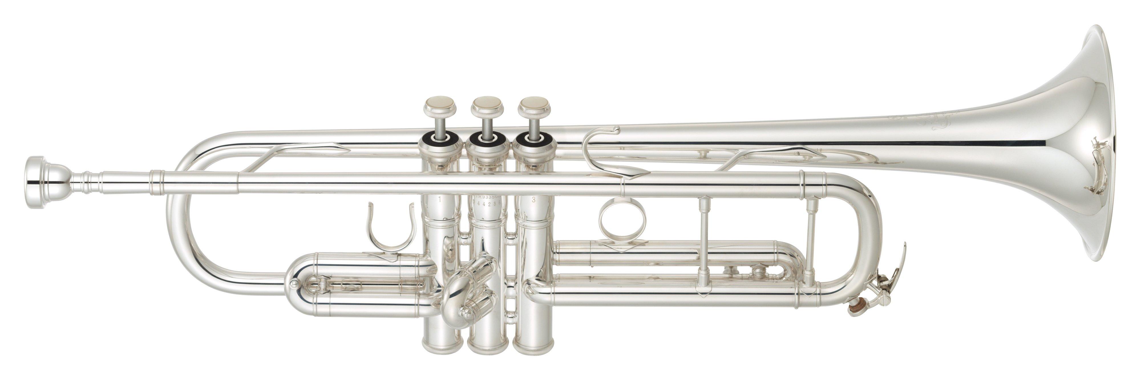Trompeta Yamaha YTR-9335CHS 05 Plateada