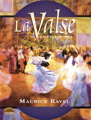 La Valse Full Score .Ravel