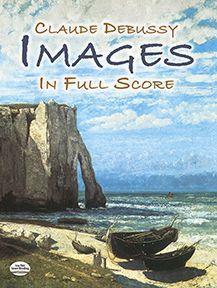Images Full Score .Debussy