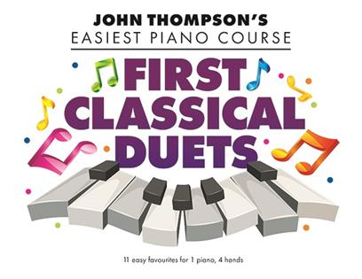 John Thompson's First Classical Duets