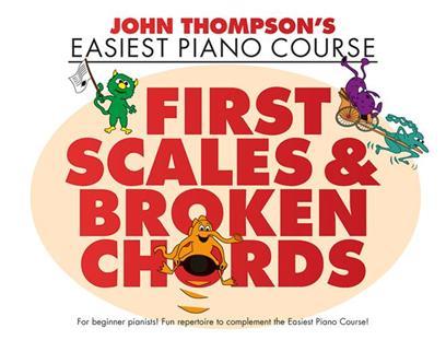 First Easiest Scales & Broken Chords