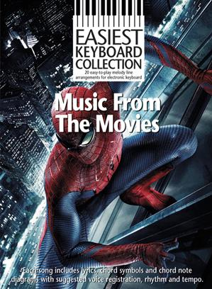 Easiest Keyboard Collection: Music From The Movies
