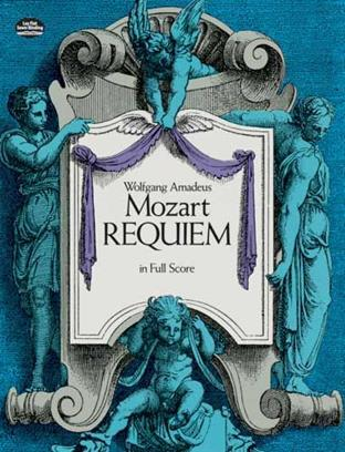 Requiem Mozart Full score