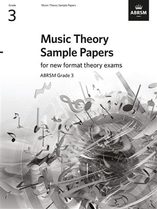 Music Theory Sample Papers ABRSM - Grade 3