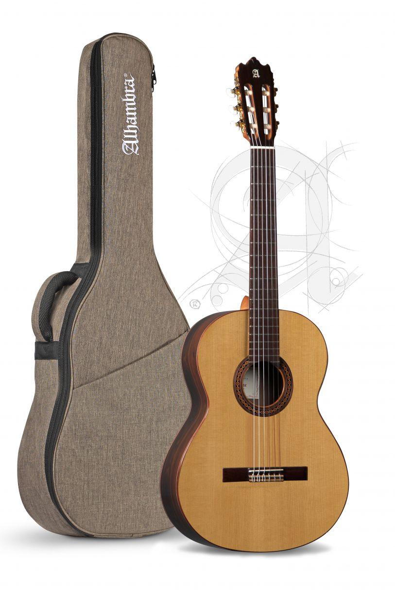 Guitarra Alhambra Iberia Ziricote (50 Aniversario)