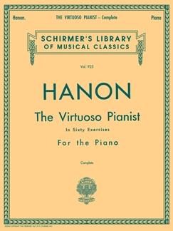 Hanon: The Virtuoso Pianist - Complete