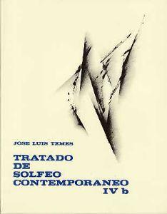 Tratado De Solfeo Contemporaneo Vol. IVb  Temes