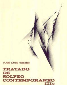 Tratado De Solfeo Contemporaneo Vol. IIIc Temes