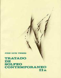 Tratado De Solfeo Contemporaneo Vol. IIa Temes