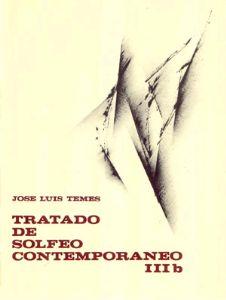 Tratado De Solfeo Contemporaneo Vol. IIIb Temes