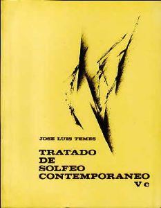 Tratado De Solfeo Contemporaneo Vol. Vc Temes