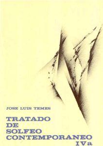 Tratado De Solfeo Contemporaneo Vol. IVa Temes