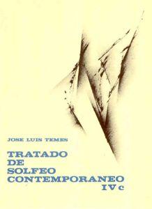 Tratado De Solfeo Contemporaneo Vol. IVc Temes