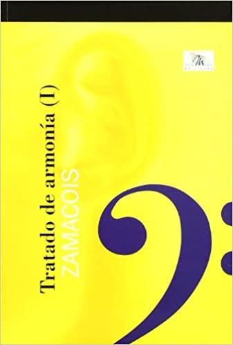Tratado De Armonía Vol.1 Zamacois
