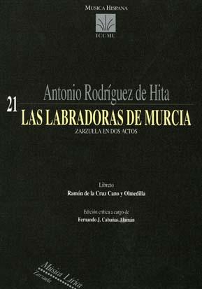 Las Labradoras de Murcia. Orquesta