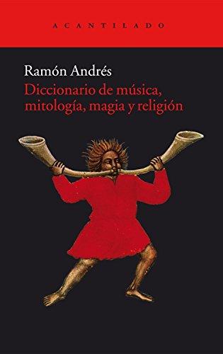 Diccionario de música. Mitología y religión