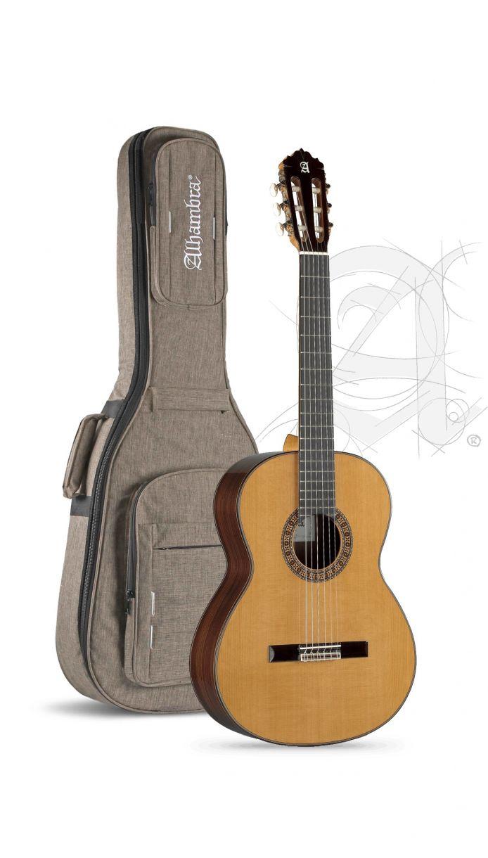 Guitarra Clasica Alhambra 6P Española con funda