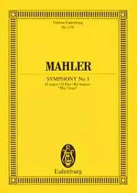 Symphony No. 1 D major. The Titan