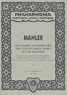 Wunderhorn-Lieder Band 1