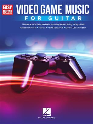Video Game Music for Easy Guitar