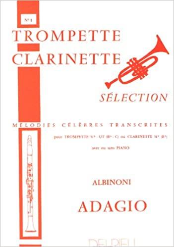 Adagio trompeta/clarinete .Albinoni