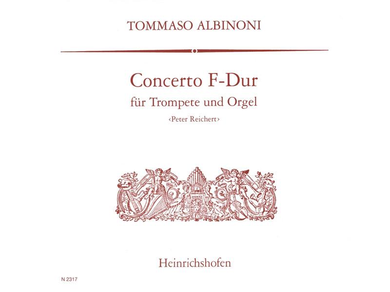 Concerto in F Major trumpet-Org. Albinoni