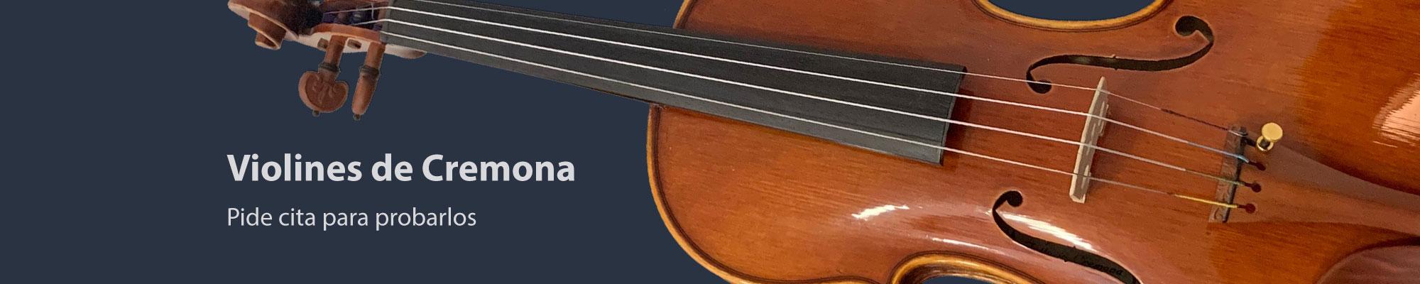 Violines de Cremona