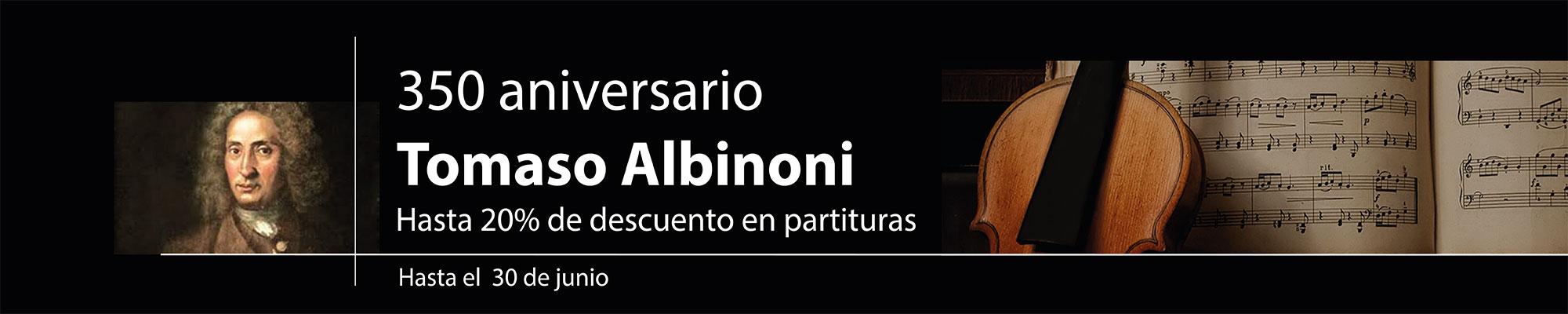 Aniversario Albinoni