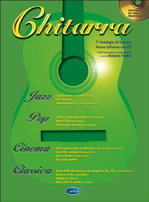 Chitarra Prima Antologia Di Successi + Cd