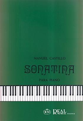 Sonatina para Piano .Castillo