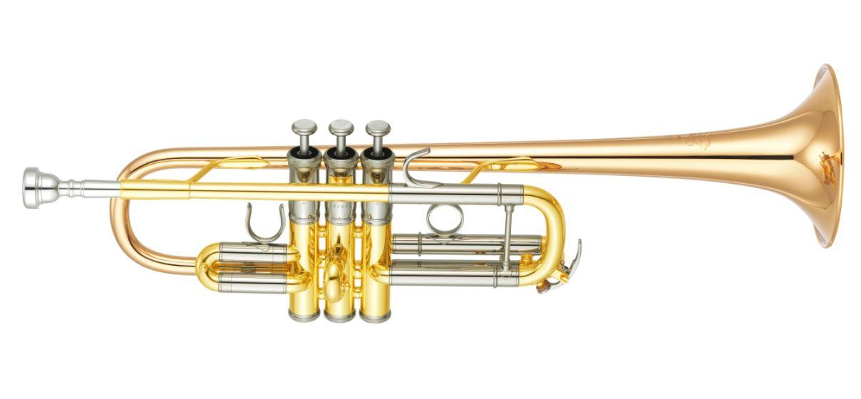 Trompeta en Do Yamaha Ytr-8445G 04 Lacada