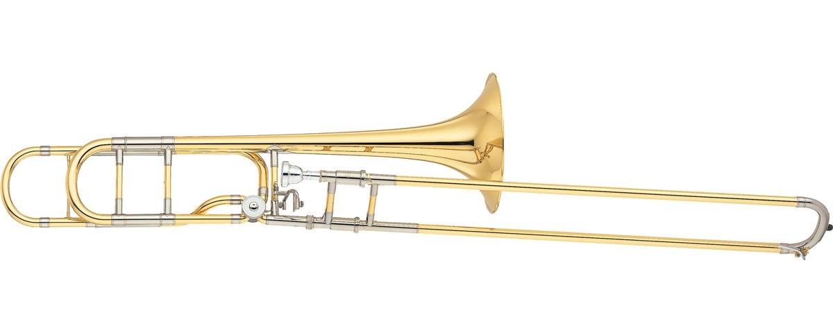 Trombon Tenor con transpositor en Fa Yamaha YSL-882OR 02