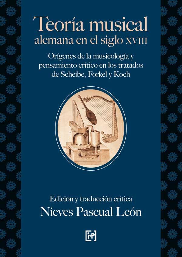 Teoría musical alemana en el siglo XVIII .Pascual Leon