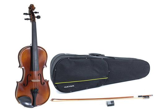Violin Gewa 4/4 Allegro VL-1 con funda y arco