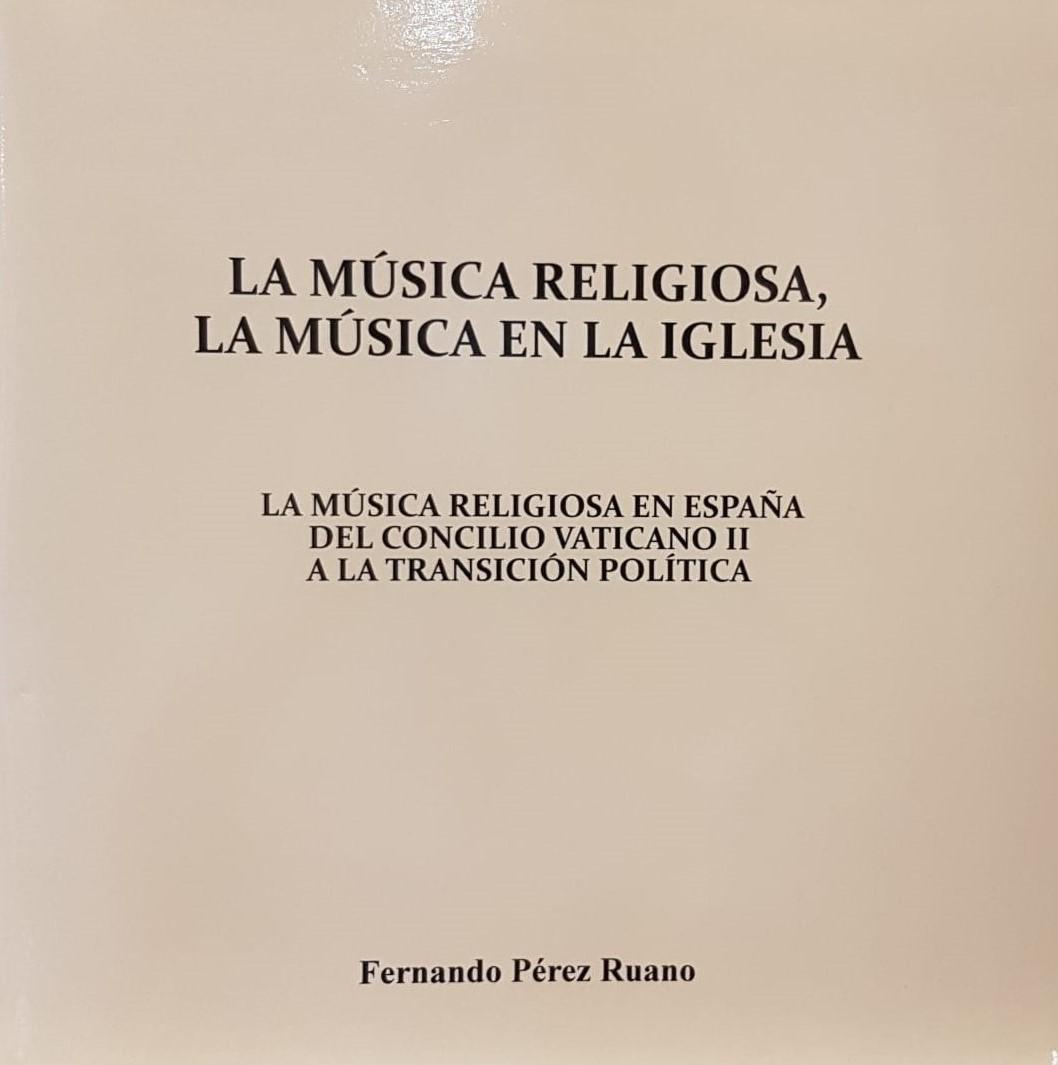 La música religiosa. La música en la iglesia