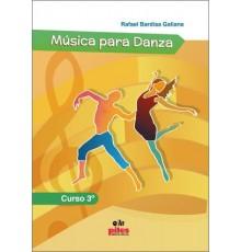 Musica para Danza curso 3º
