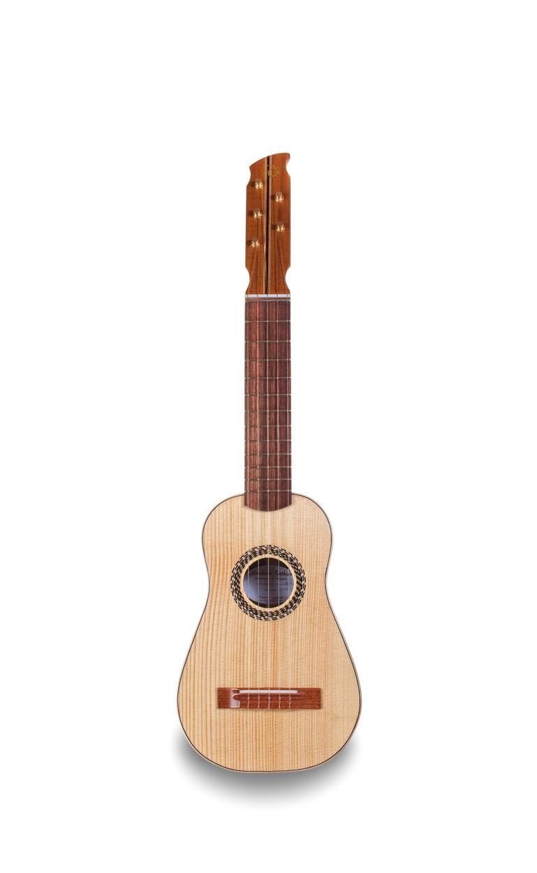 Timple Canario Artesanal modelo Jolgorio. Abraham Luthier