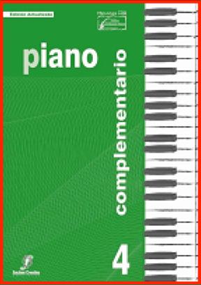 Piano complementario V.4 Grado medio