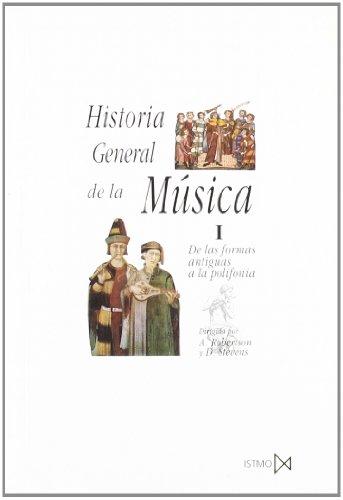 Historia General de la Música I