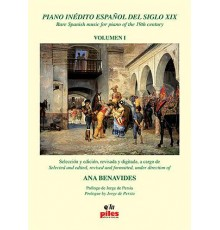 Piano inedito Español Siglo XIX