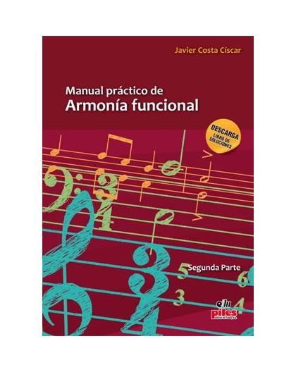 Manual practico de Armonia Funcional II  Costa