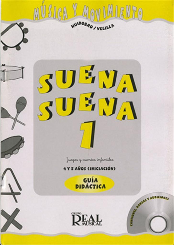 Suena Suena Vol 1 Profesor