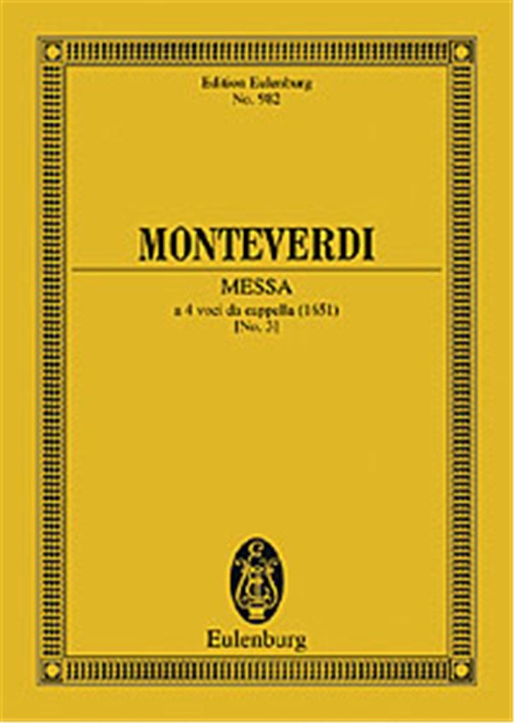 Messa Nr. III in g M xvi, 1.